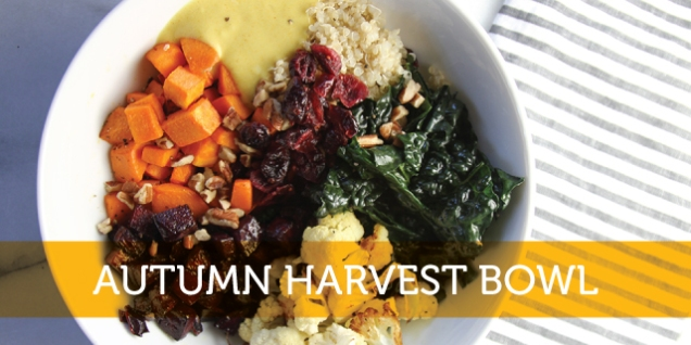 Autumn Harvest Bowl